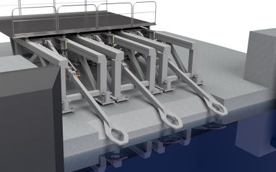 ONEARC awarded contract for the design, supply and installation of Semi-Automatic Mooring System